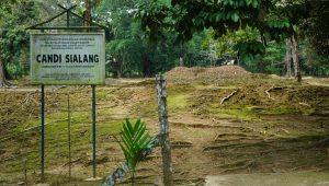 Candi Sialang, salah satu candi di Kawasan Candi Muara Jambi