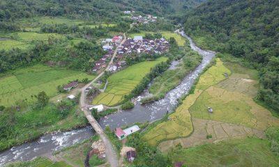 Desa Rantau Kermas menerima penghargaan Kalpataru