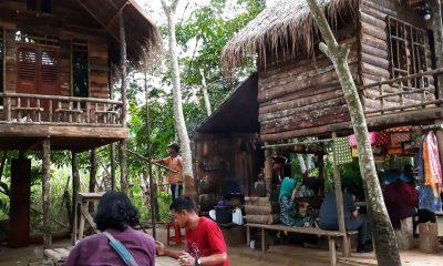 Pojok Kopi Dusun di Desa Muara Jambi